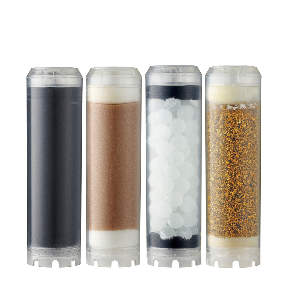 Inline filter cartridge