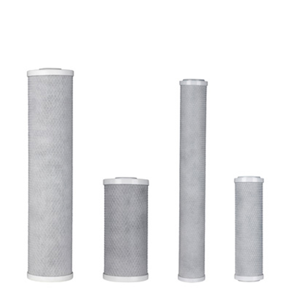 CTO filter cartridge